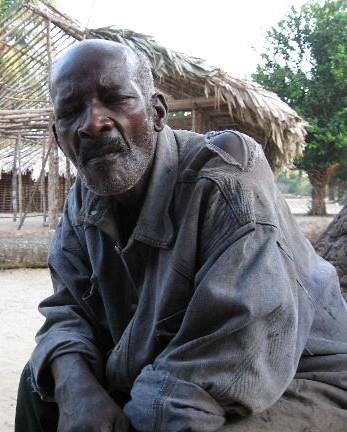 Vieux Makongo-- long ago poacher