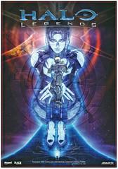 090729(1) - 「最後一戰」動畫版『Halo Legends』劇中6部短篇的宣傳海報,堂堂出爐