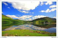 Loch Long Bundalloch (ralph.stewart) Tags: canon reflections scotland highlands lochlong blueribbonwinner justclouds colorphotoaward superaplus aplusphoto platinumheartaward vosplusbellesphotos mirrorser bundalloch platinumbestshot platinumpeaceaward