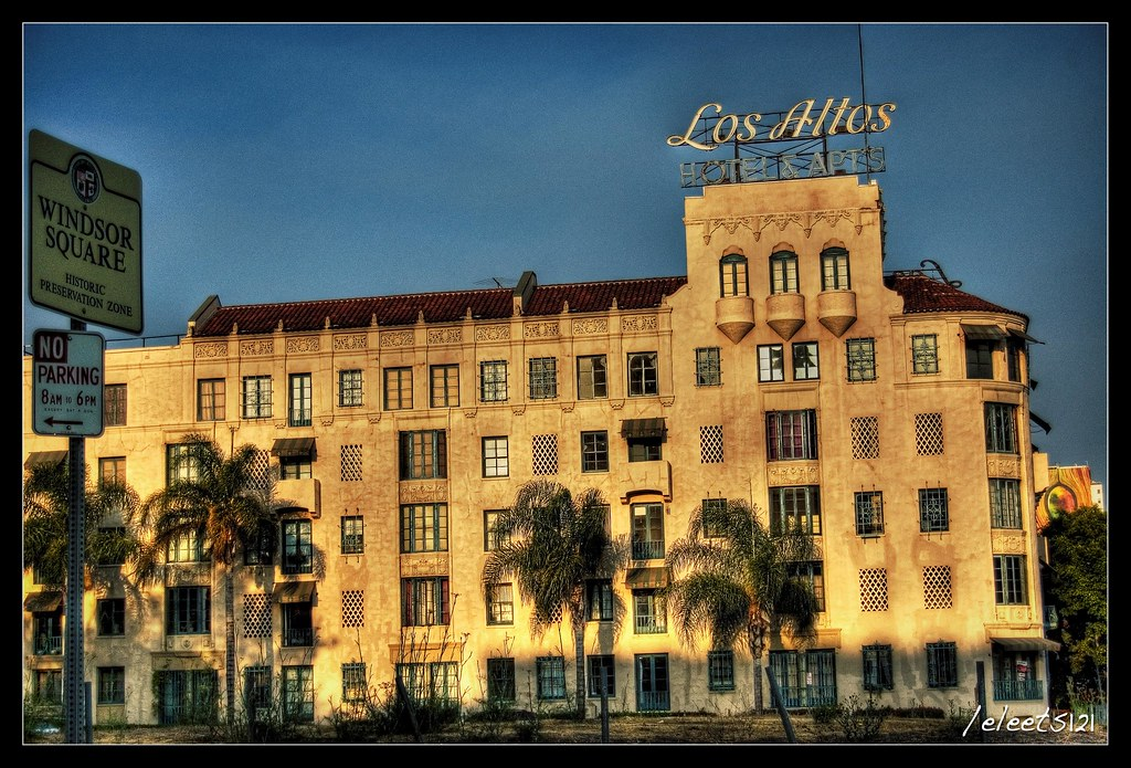 Los Altos Hotel & Apartments