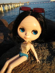 Caria at the seaside