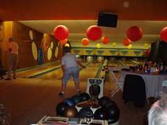 Bowling did indeed take place