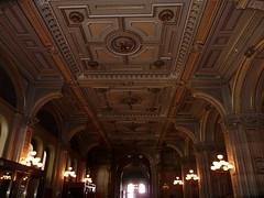 Vienna State Opera Interior