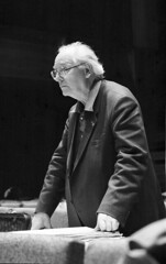 Olivier Messiaen 0466-30 (Co Broerse) Tags: music composer contemporarymusic frenchcomposer koninklijkconservatorium oliviermessiaen composedmusic cobroerse