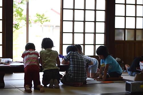 2009順光寺サマースクール クイズの時間