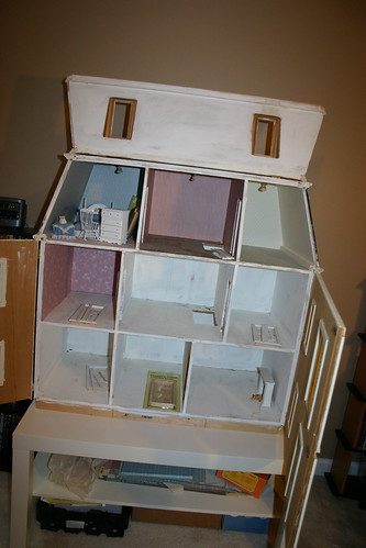 Anna's Dollhouse (before)