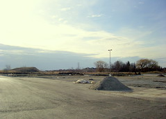 Wastefield (phobexyz) Tags: road homes house rural sand suburban dirt gore suburbs waste contruction residental brampton exurbs claireville
