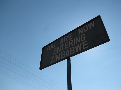 Road to Zimbabwe