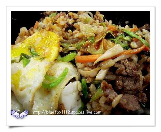 090809韓味館12_拌勻的石鍋飯
