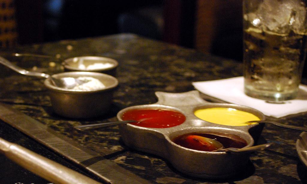 MP Sauces