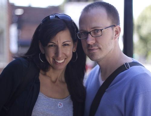 Christine & Gradon