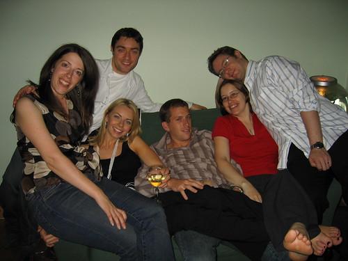 Hillside gang - September 2006