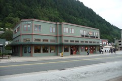 Green building in Juneau