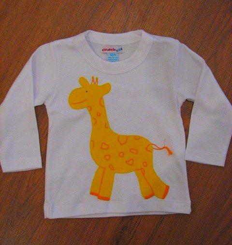giraffe tee1
