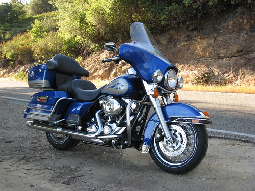 Harley Davidson Electra Glide Classic '09