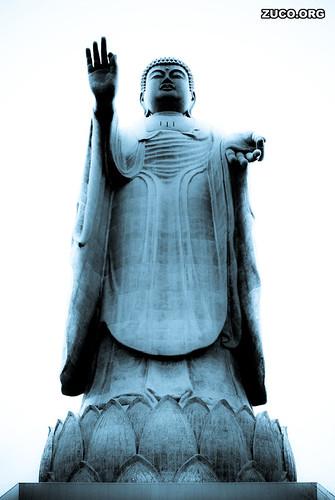 Ushiku Buddha