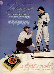 Lucky Strike Ad (LIFE 1937-01-18)