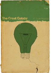 The Great Gatsby (nategonz) Tags: green typography book design helvetica typo bookcovers thegreatgatsby nategonz