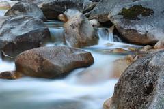 Gold Creek (I strobes I) Tags: canon river rebel waterfall rocks falls canonrebel longshutter xsi canonrebelxsi rebelxsi slomowater