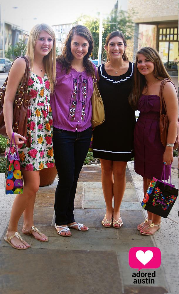 kayleigh, lillian, keely, & summer