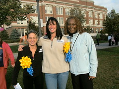 Colleen Lammel, Sharon O'Connell, Principal Washington