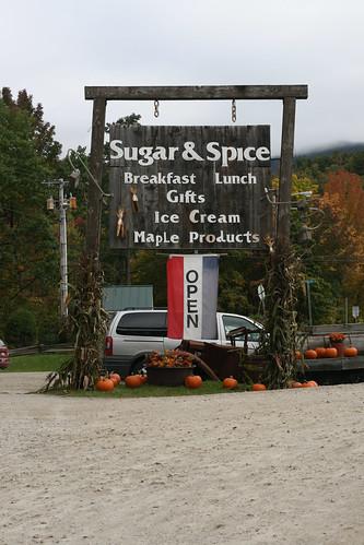 Maple Sugar and Vermont Spice
