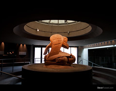 The Rotunda (Steve Rosset) Tags: wood art history museum vancouver geotagged university gallery eagle display native turtle britishcolumbia traditional culture ubc tagged historical aboriginal rotunda geo carvings exhibits anthropology steverosset steverossetphotography
