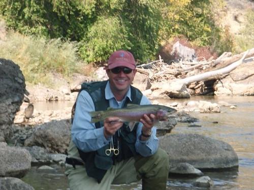Animas River Rainbow Trout