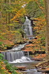 Waterfalls, Ricketts Glen (mattlev12) Tags: