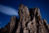 Welcome to the Moon (Mono Lake) (After Dark Photo) Tags: longexposure nightphotography blue lake night stars fullmoon monolake nocturne startrails movingclouds afterdarkphoto 2009monolakenightphotographyworkshop eastersierranevadas