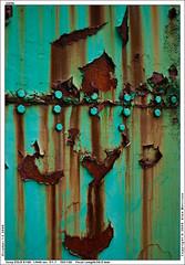 Rusty Smile (1Alan_M) Tags: face museum found scotland rust industrial decay glasgow sony alpha a100 lanarkshire summerlee coatbridge monklands