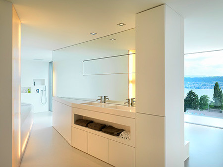 Contemporary House - bathroomArchitectur, Holiday Home, Interior design, Luxury home design, House Design