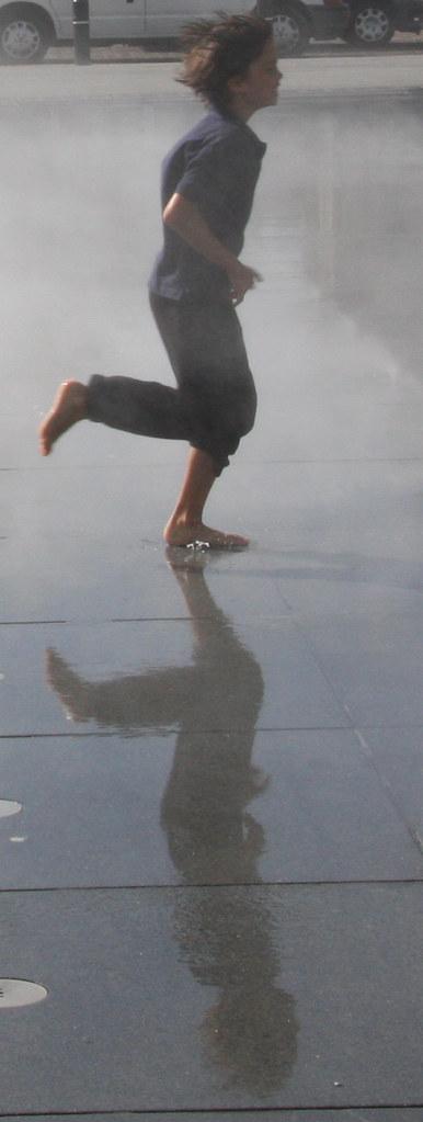 Running Reflection