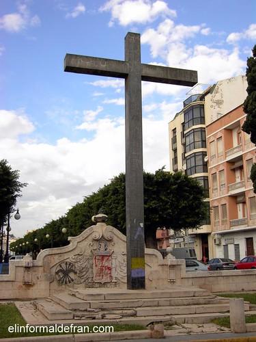 La Cruz de Los Caidos