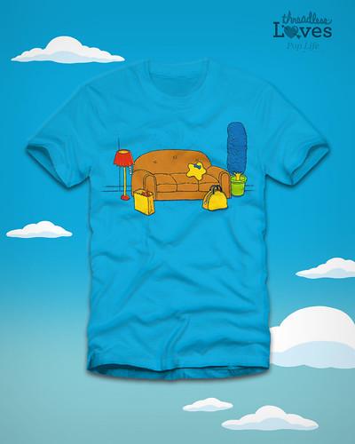 Springfield Still Life t-shirt