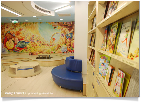 【北投一日遊】北投圖書館~綠色概念美學的圖書館21