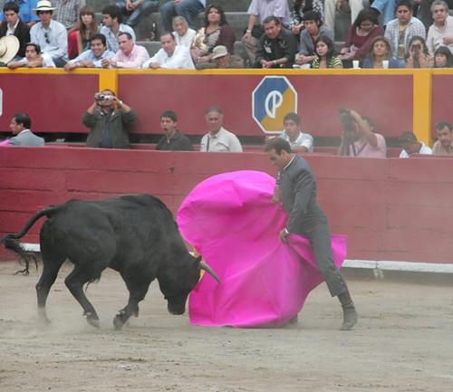 Javier Osores en Acho