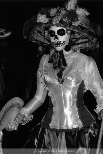 Night of the Dead Parade, Oaxaca City