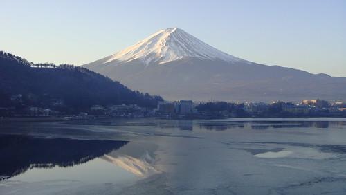 美哉 富士