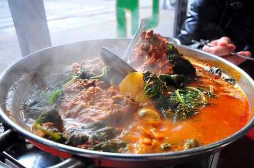 Yongsan Gamjatang