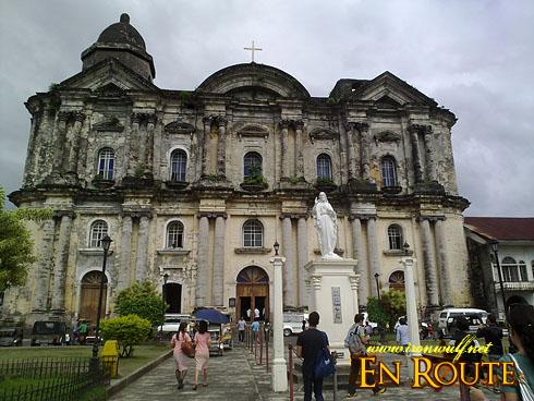 Taal Town N86 Basilica Facade