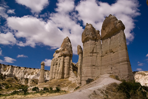 Love valley near Goreme