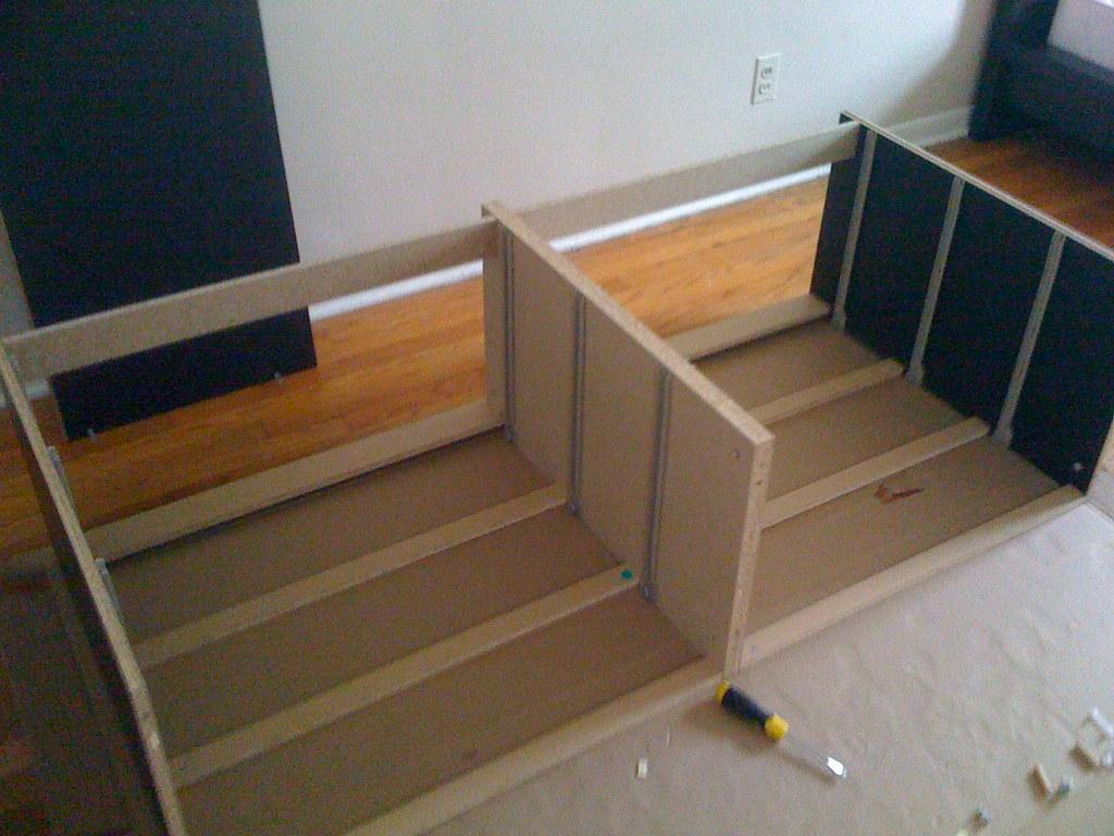 malm 6 drawer dresser instructions