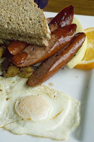 Mmmm...breakfast!