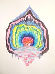 """Enter, within"" 2009, Chobbs (charleswesleyhobbs) Tags: watercolor charles hobbs"