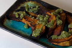 Roasted Squash With Salsa (Digital)