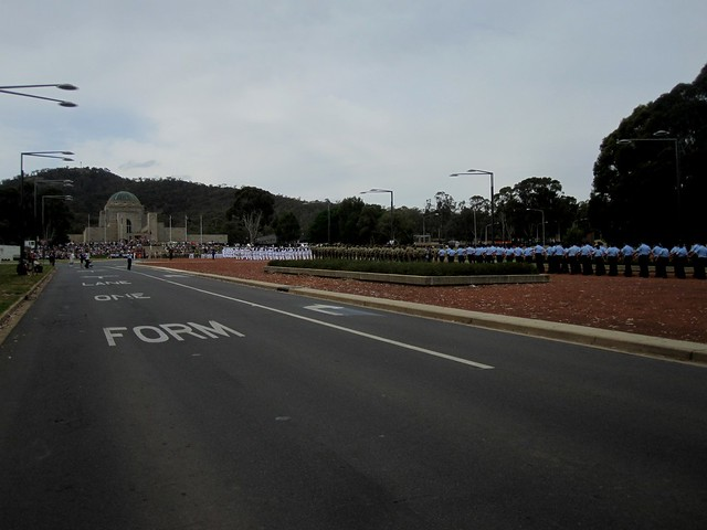 Canberra 04 - Military parade by Ben Beiske