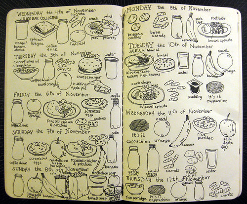 Food Journal 11