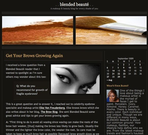 "Get Your Brows Growing Again « BLENDED Beauté • <a style=""font-size:0.8em;"" href=""http://www.flickr.com/photos/13938120@N00/4150642125/"" target=""_blank"">View on Flickr</a>"
