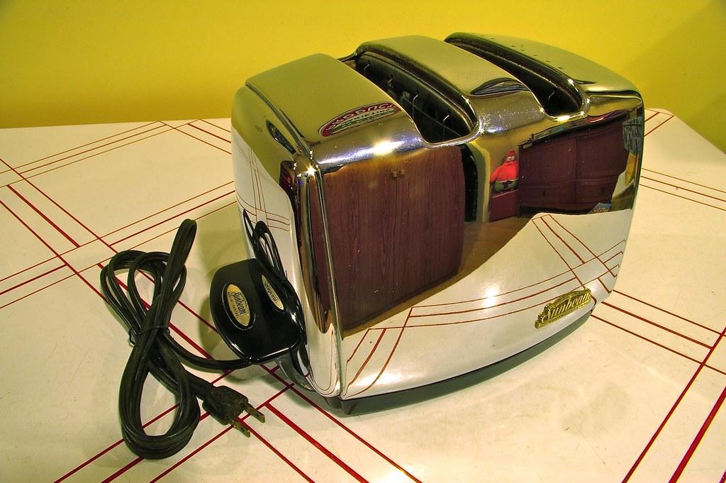 Household - Appliances - Sunbeam - Toaster